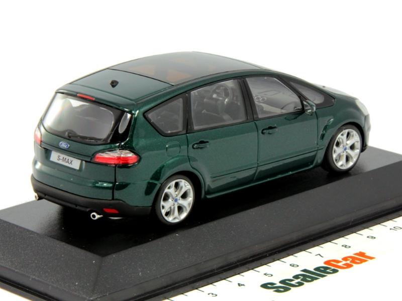 масштабная модель ford s-max 2006