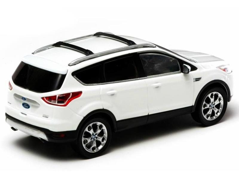 Форд куга белая фото