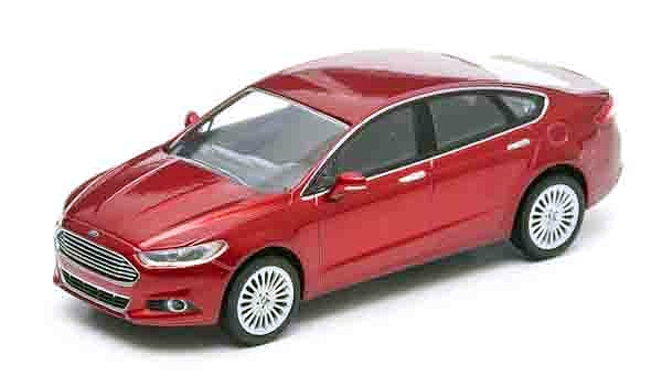 Red Ford Fusion >> Масштабная модель 1/43 FORD FUSION USA (Mondeo EUR) 2014