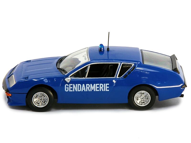 1 43 alpine renault a310 gendarmerie. Black Bedroom Furniture Sets. Home Design Ideas