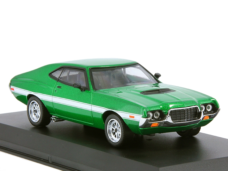 Ford Torino Forest Green Pictures