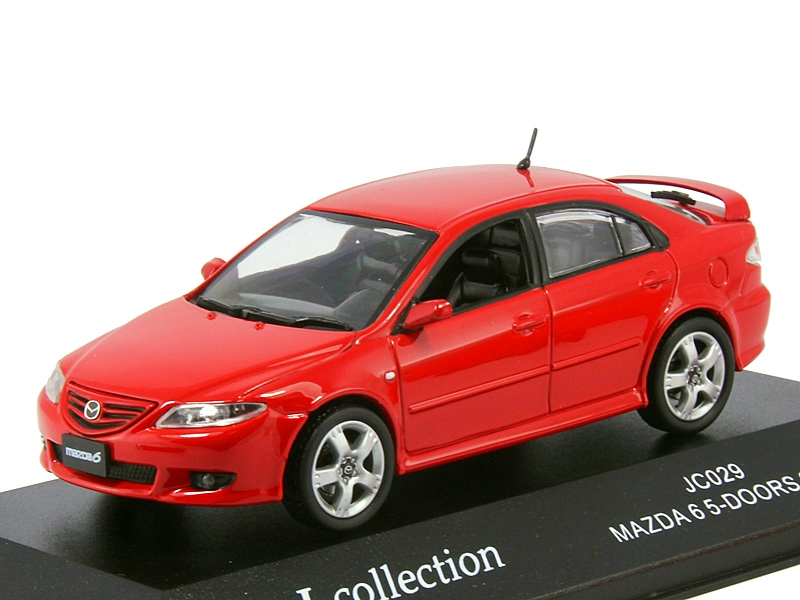 mazda 6 масштабная модель 1:32