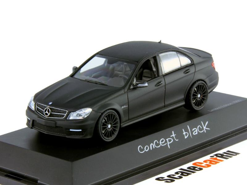 масштабные модели автомобиля мерседес w204