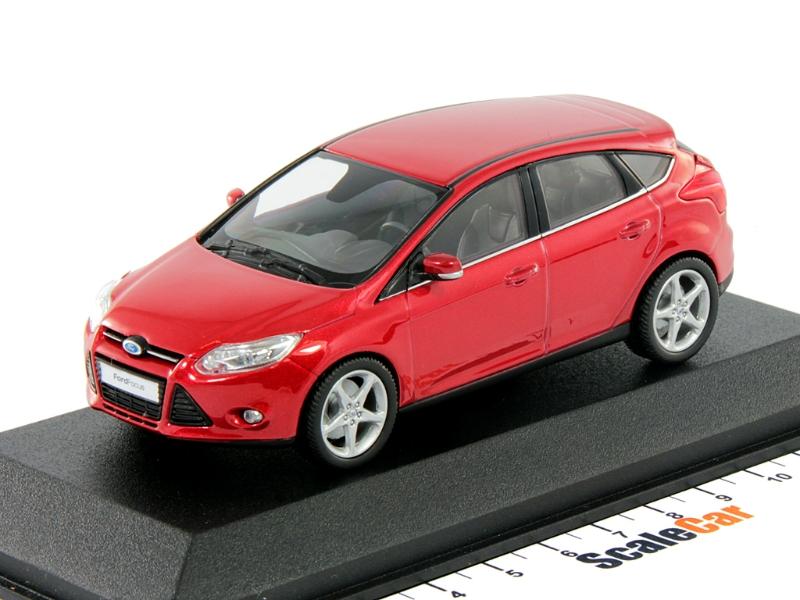 масштабная модель 1 43 ford focus