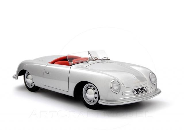 porsche 356 курить масштабную модель
