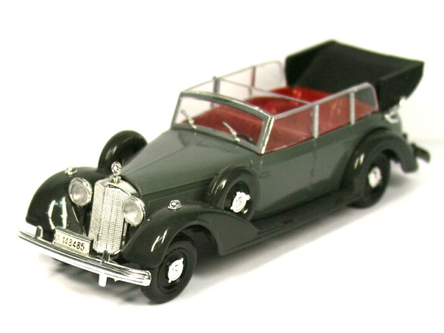 модели мерседеса 1938 г.в.