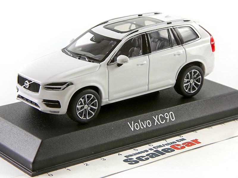 масштабные модели volvo xc 90 1/18