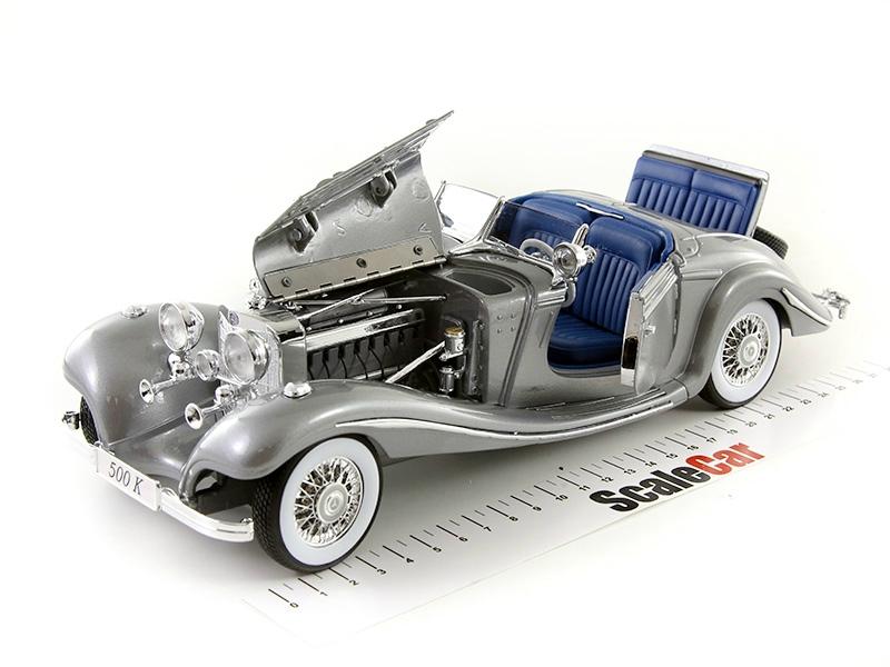 мерседес 540к масштабная модель бауэр