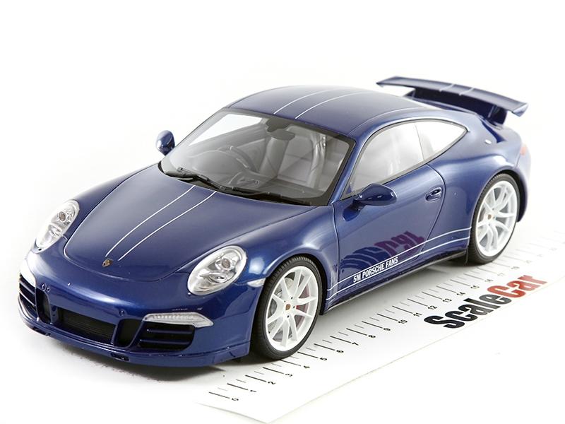 porsche 911 carrera 4s масштабная модель