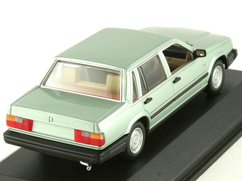 вольво 740 описание модели