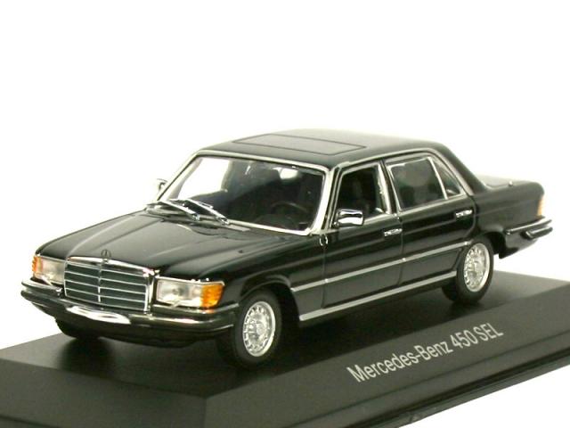 мерседес w116 масштабная модель 1:24