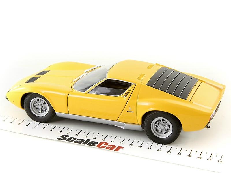 масштабные модели автомобилей lamborghini 350 gt