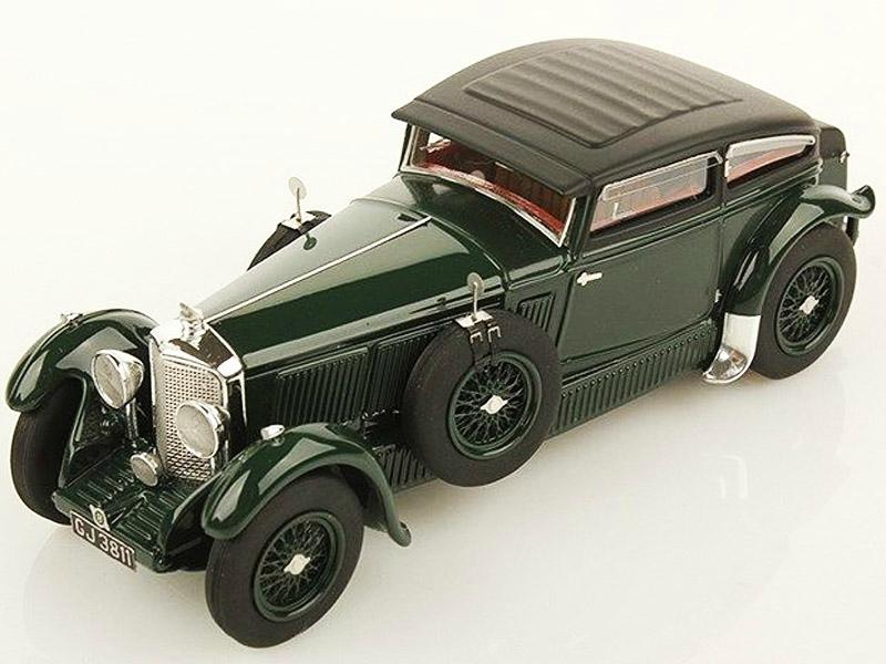 моделист пн602421 игрушка автомобиль bentley 4,5l (1:24)
