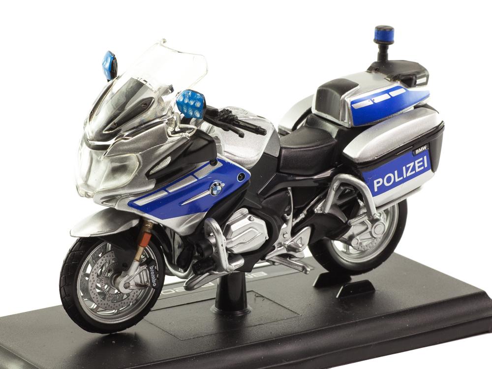 Masshtabnaya Model Bmw R 1200 Rt Polizei Policiya Germanii Luchshaya Cena