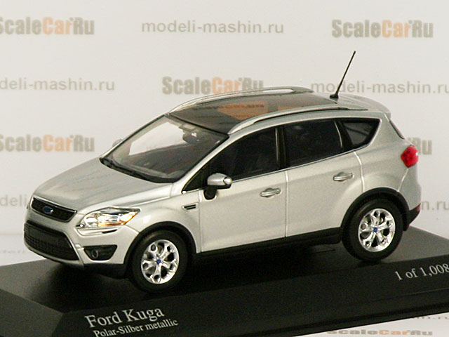 масштабная модель автомобиля street fire ford kuga