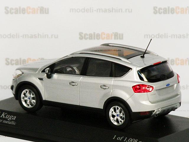 масштабная модель ford куга