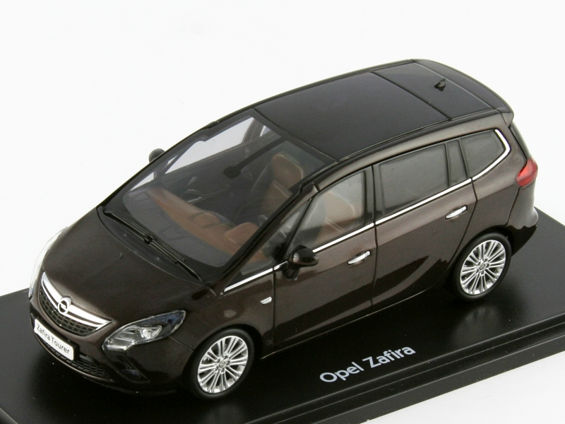 1 43 opel zafira tourer zafira c dark mahogany. Black Bedroom Furniture Sets. Home Design Ideas