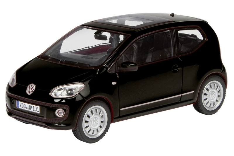 1 43 volkswagen up 2 door version 2012 black. Black Bedroom Furniture Sets. Home Design Ideas