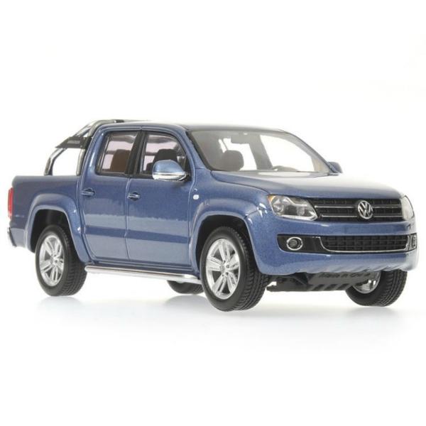 Масштабная модель 1/43 Volkswagen AMAROK - 2009 - BLUE ...