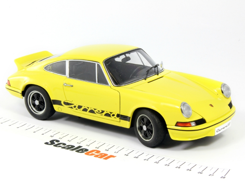 porsche 911 carrera rs модель 1:18