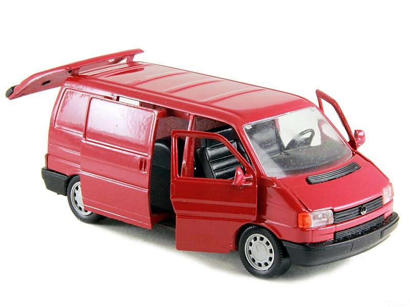 Масштабная модель фольксваген транспортер как форд придумал конвейер