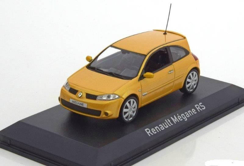 масштабная модель renault megane